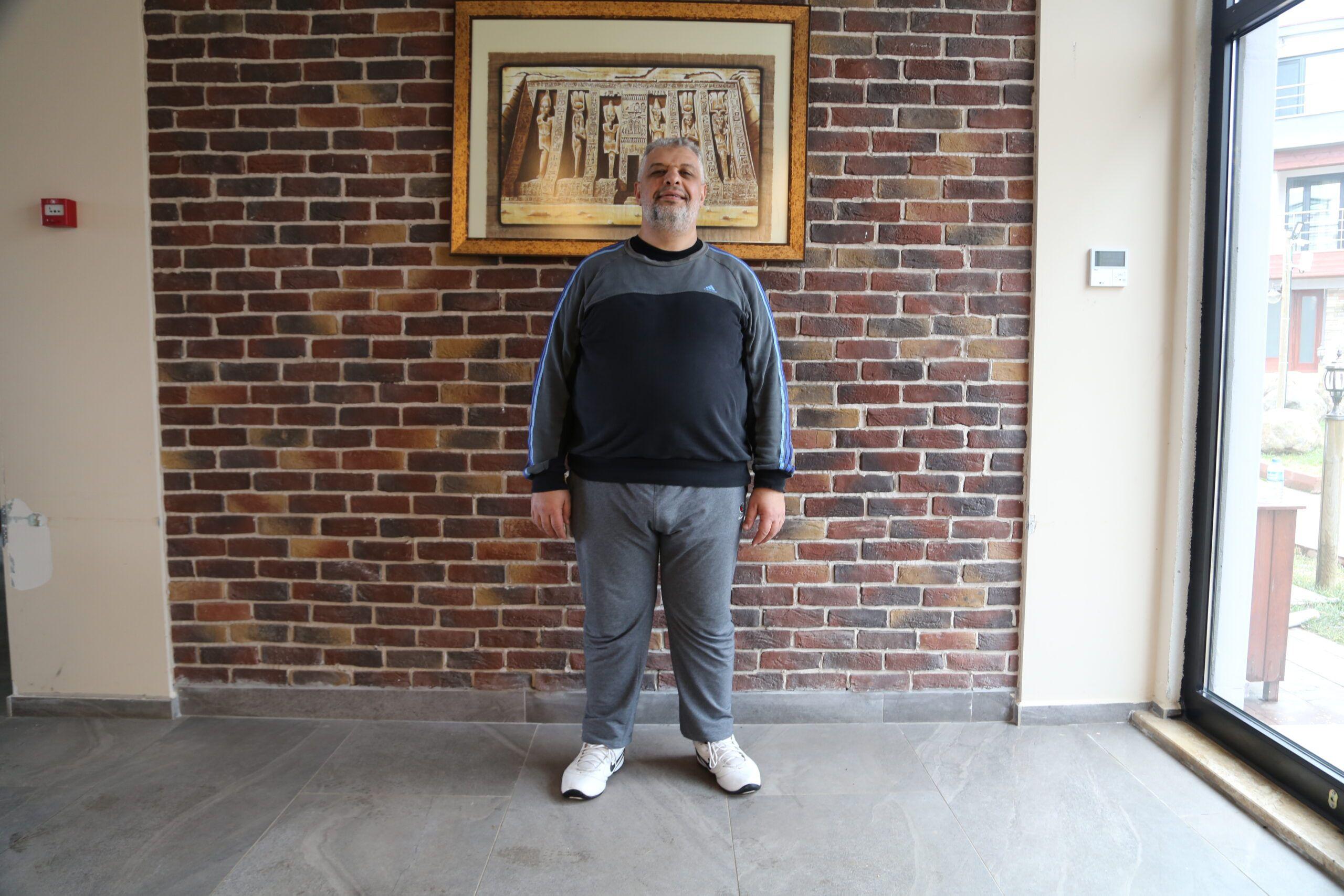 Fadi 80 Kilo Zayıfladı