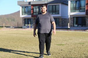 Tahir 52 Kilo Zayıfladı