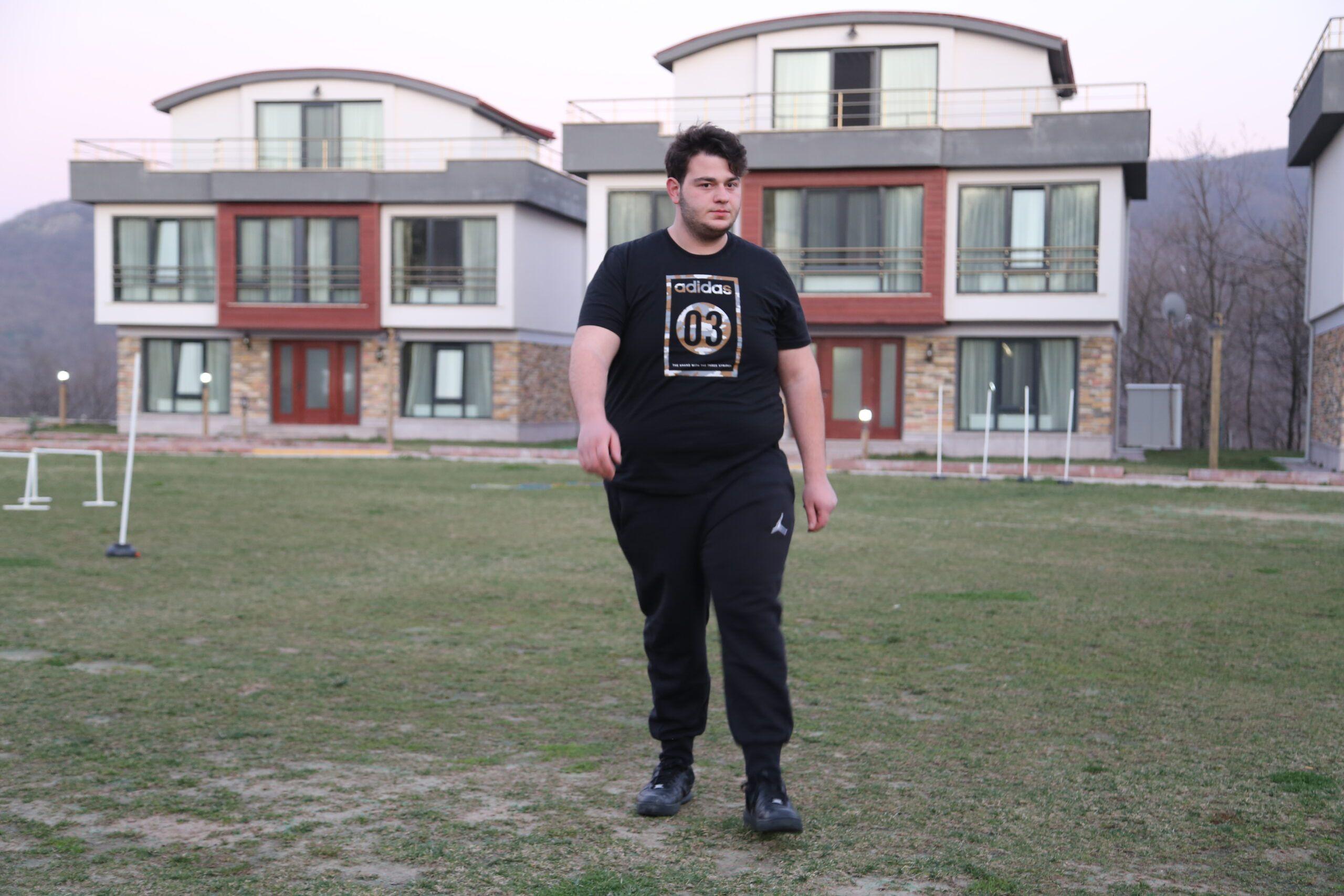 Behlül 50 Kilo Zayıfladı