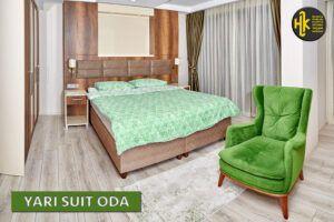 yarı suit oda